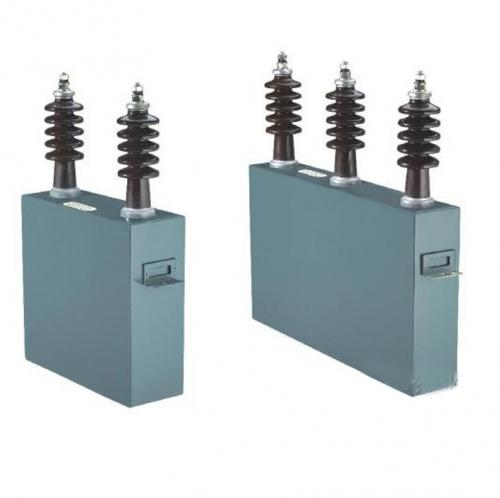 High voltage capacitor aluminum foil